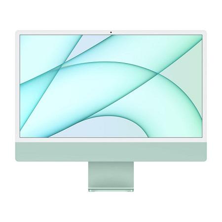 "APPLE iMac 24"" (Chip Apple M1) 8 CPU 8 GPU 256GB MGPH3T/A 2021 Verde"