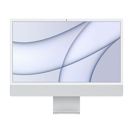 "APPLE iMac 24"" 256GB 8 CPU 8 GPU Argento"