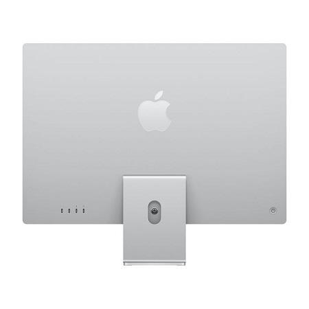 "APPLE iMac 24"" 256GB 8 CPU 8 GPU Argento MGPC3T/A 2021"