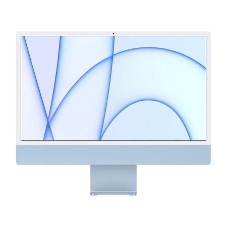 """APPLE iMac 24"""" 8 CPU 8 GPU 512GB Blu MGPL3T/A 2021"""