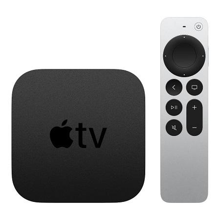 Apple - Mxgy2qm/a - Apple TV 4K 32GB 2021