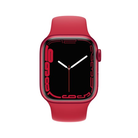 Apple Watch Series 7 45mm Red
