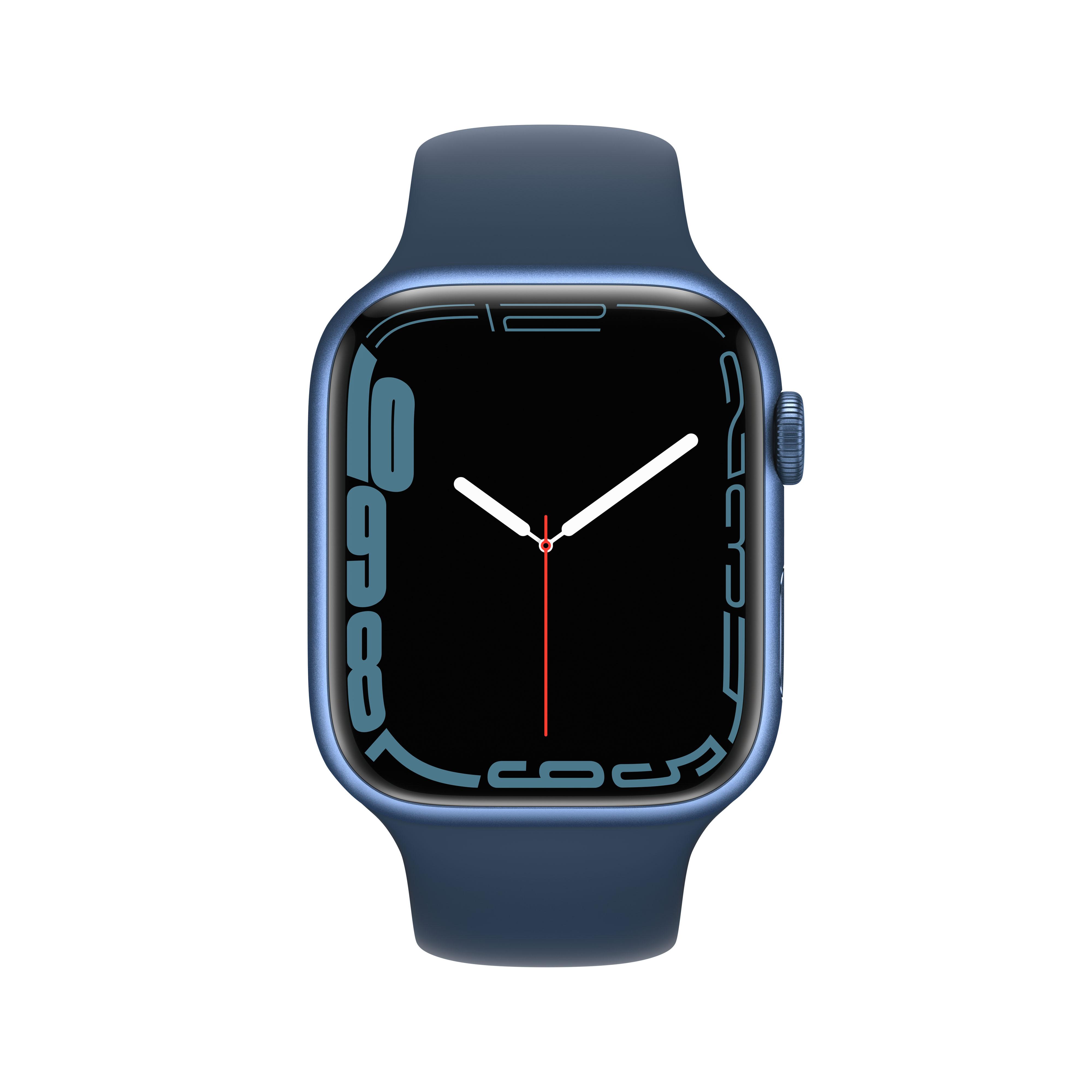Apple Watch Series 7 GPS+Cellular 41mm Blue