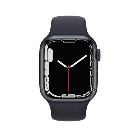 Apple Watch Series 7 GPS+Cellular 45mm Midnight