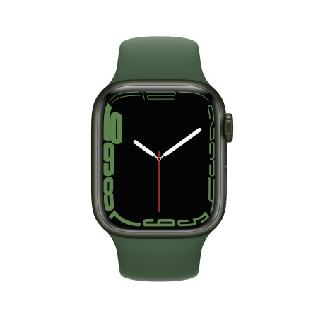 Apple Watch Series 7 GPS+Cellular 45mm Green