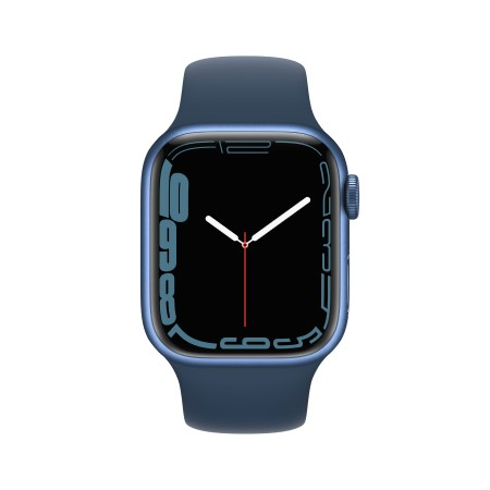 Apple Watch Series 7 GPS+Cellular 45mm Blue