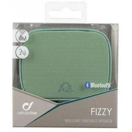 Aql Speaker portatile - Btspkfizzyg Verde