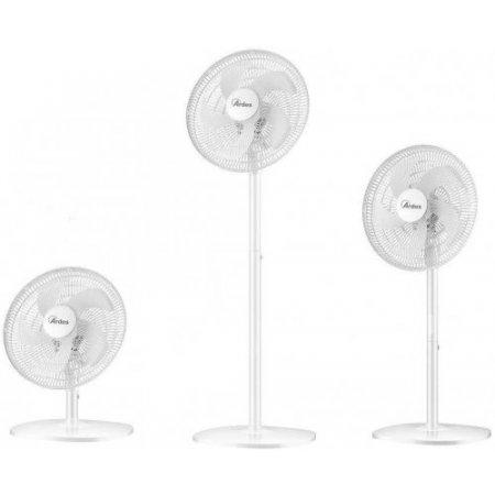 Ardes 3 per confezione kit ventilatori - Ar5pr403v Bianco