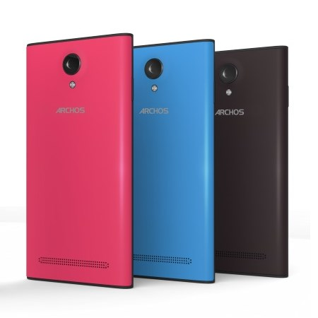 ARCHOS Dual SIM - 45C PLATINUM COLOR