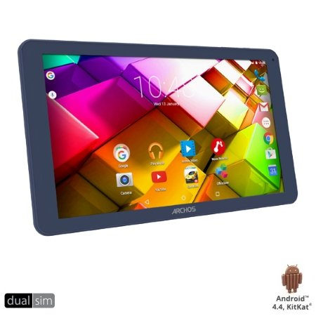 Archos Tablet 3G Dual Sim + Wi-Fi - Copper 101c Blue