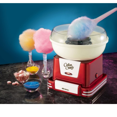 Ariete Macchina per lo zucchero filato - Cotton Candy Party Time 2971