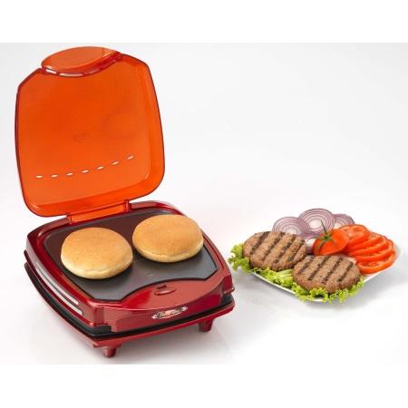 Ariete Bistecchiera da tavolo - Hamburger Maker Party Time