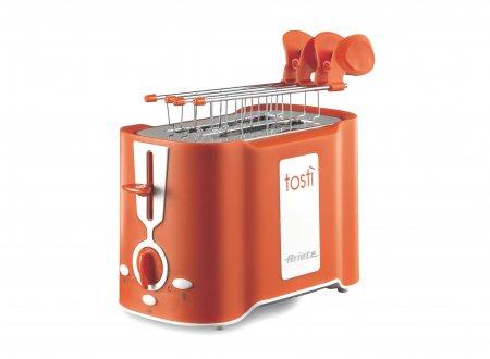 Ariete Tostapane 500 w - 124 Arancione