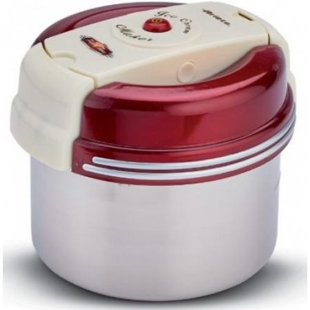 Ariete - 630 Ice Cream Maker Party Time Rosso