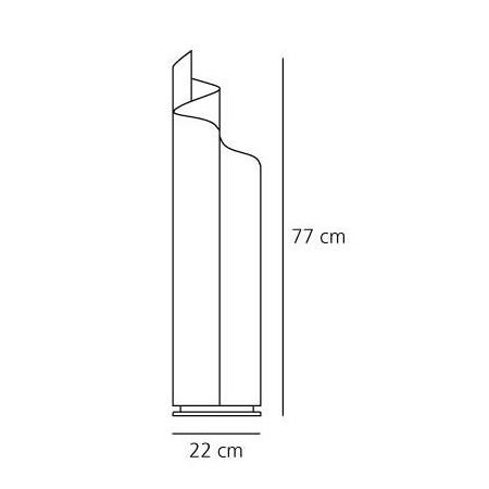 Artemide Lampada da tavolo - Mezzachimera 0055010a