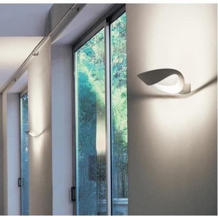 Artemide Lampada da parete - Mesmeri Halo Bianca - 0916010A