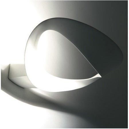 Artemide - Lampada da parete - Mesmeri Led 27w 3000 K Bianco -0918010A