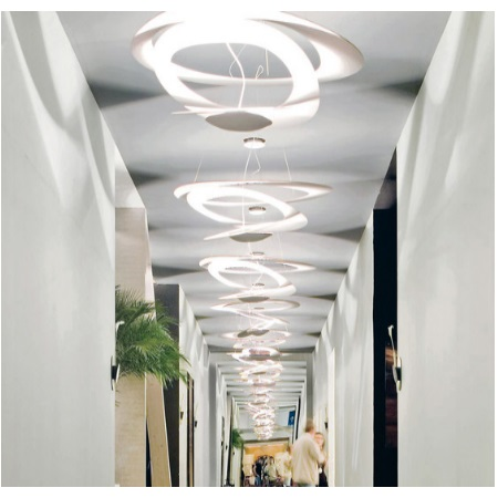 Artemide Lampada a sospensione - Pirce Mini Led S Bianco