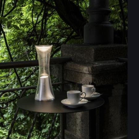 Artemide Lampada da tavolo LED - Lampada da tavolo - COME TOGETHER T - BIANCO -0165010A