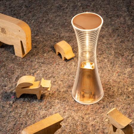 Artemide Lampada da tavolo LED - COME TOGETHER T  RAME - 0165030A