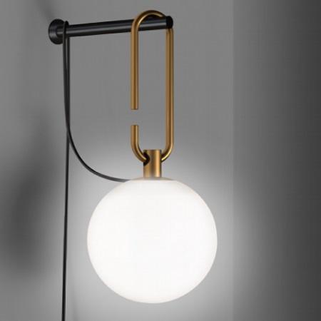 ARTEMIDE Sorgente a LED    5W -: E14 - 1277010A NH PARETE