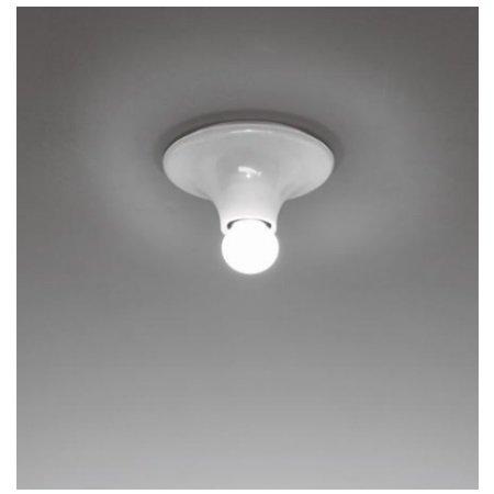 Artemide - Lampada da parete o soffitto - Teti Bianca (conf.1 Pz) A048120