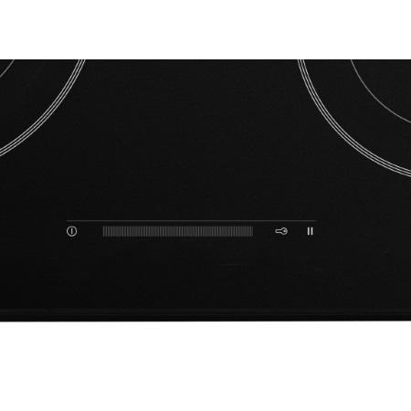 Asko Piano cottura a induzione in vetro nero - HI 16111 G