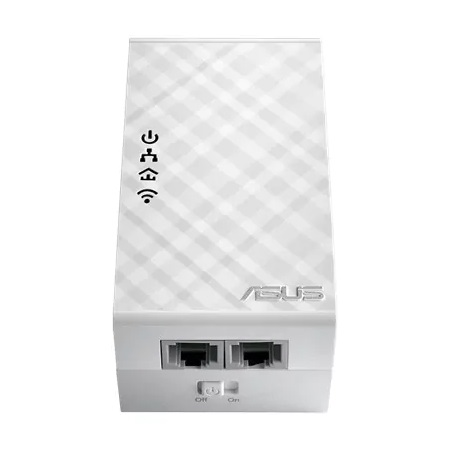 Asus Kit Powerline per estendere Wi-Fi - AV500 Powerline Adapter Kit - PL-N12