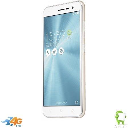Asus Dual SIM / 4G LTE / Wi-Fi - ZenFone 3 White ZE520KL-1B011WW