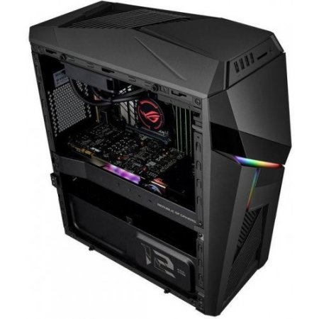 Asus Desktop - Gl12cp-it015t 90pd02i1-m00960 Nero