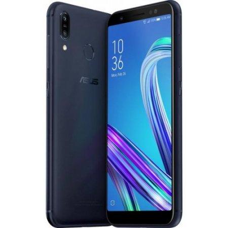 Asus Smartphone 32 gb ram 3 gb quadband - Zenfone Max M1 Zb555kl Nero