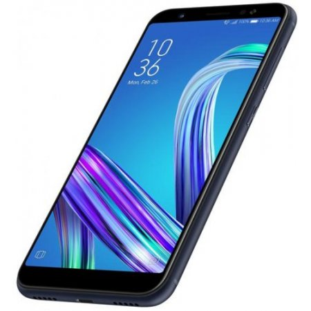 Asus Smartphone 32 gb ram 3 gb quadband - Zenfone Max M1 Zb555kl Nero