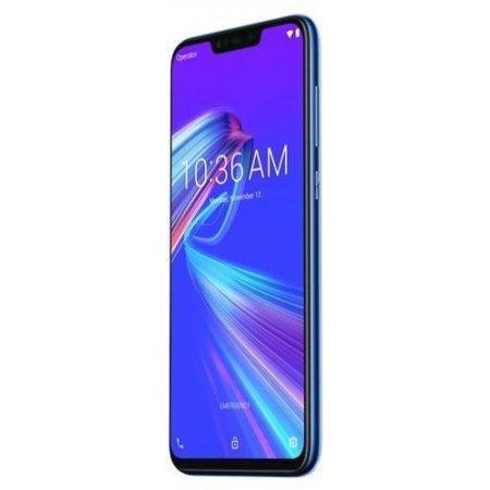 Asus Smartphone 32 gb ram 4 gb. quadband - Zenfone Max M2 Zb633kl Blu
