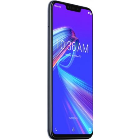 Asus Smartphone 32 gb ram 4 gb. quadband - Zenfone Max M2 32gb Zb633kl Nero