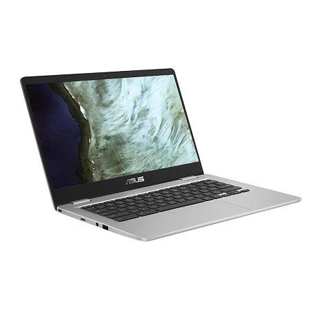 "Asus Chromebook Intel Celeron N3350 Notebook 14"" - C423na-eb0287"