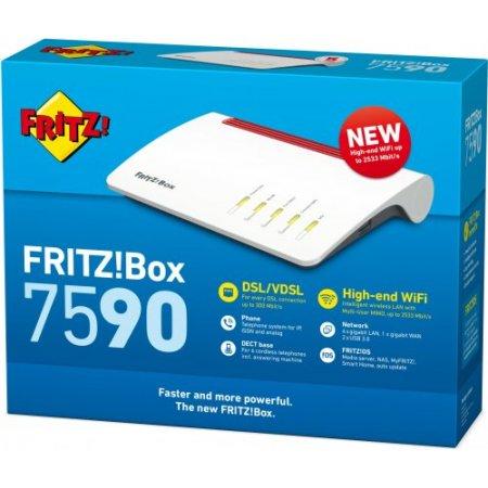 Avm Modem - Fritz! Box 759020002804