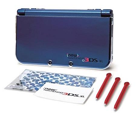 Bd&a Cidiverte New Nintendo 3DS XL 7-in-1 - 32clenkix2
