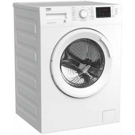 Beko Lavatrice carica frontale 8 kg. - Wux81232wiit