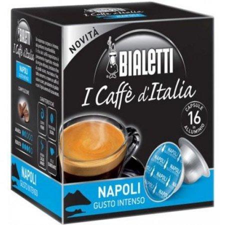 Bialetti Capsule Bialetti - 16 Capsule Napoli - 096080073m