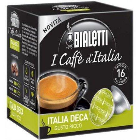 Bialetti Capsule Bialetti - 16 Capsule Italia Deca - 096080074m