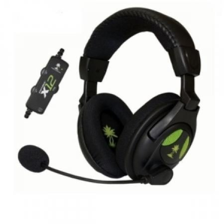 TURTLE BEACH - TURTLE BEACH EAR FORCE X12