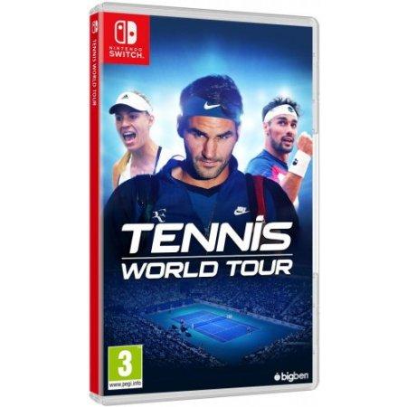 Bigben Gioco adatto modello switch - Switch Tennis World Tour Swi0093