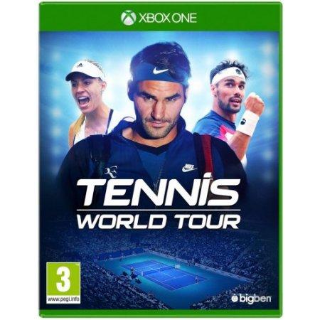 Bigben - Xbox One Tennis World Tour
