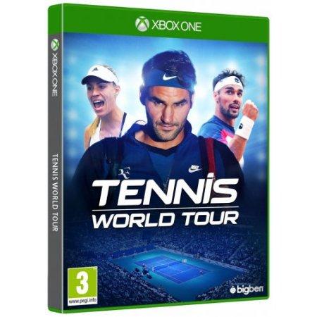 Bigben Gioco adatto modello xbox one - Xbox One Tennis World Tour