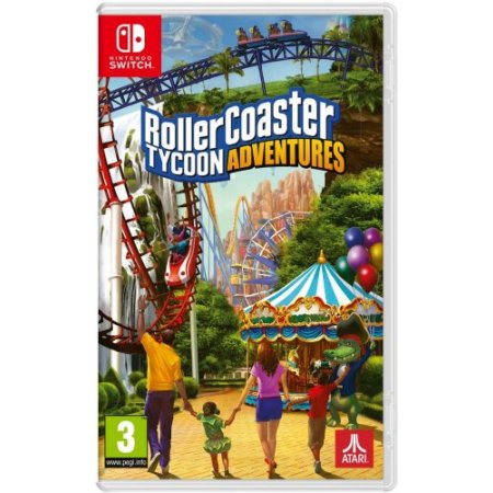 Bigben Gioco adatto modello switch - Switch Roller Coaster Tycoon
