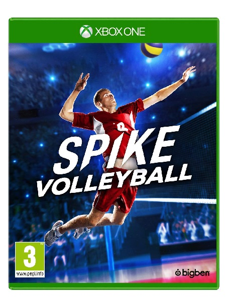Big Ben Interactive Spike Volleyball Spike Volleyball - Xb1volleyukit