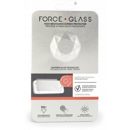 Bigben Pellicola protettiva console di gioco - Switchforceglass Trasparente