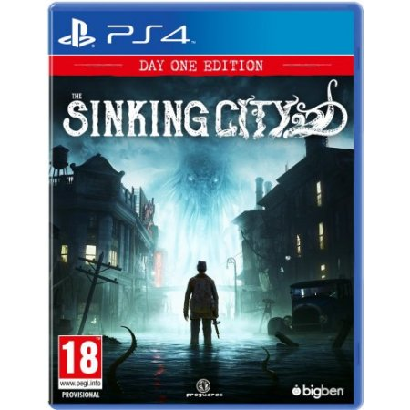 Bigben - Ps4 The Sinking City