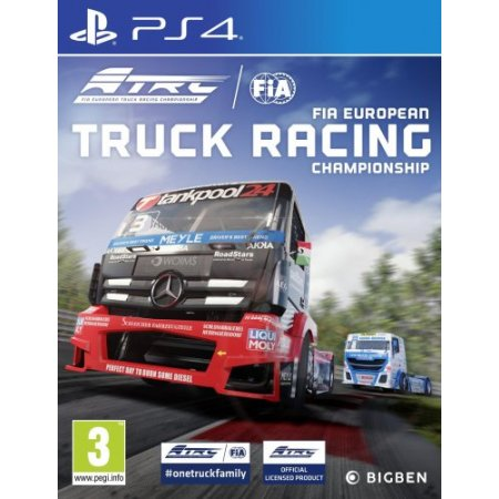 Bigben - Ps4 Fia European Truck Racing