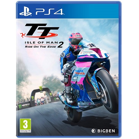Big Ben Interactive - 3499550376029 Tt Isle Of Man Ride On The Edge